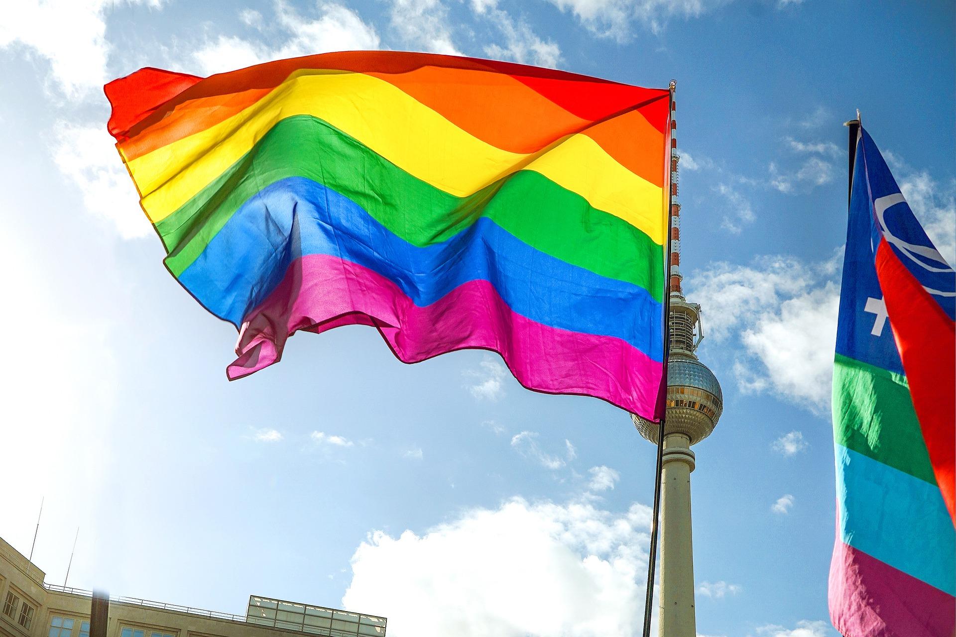 LGBTQI+ individuals matter!